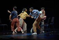 Wylliams Henry Contemporary Dance Company