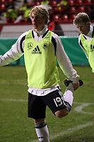 Maximilian Beister (Hamburg)<br /> Deutschland vs. Finnland, U19-Junioren<br /> *** Local Caption *** Foto ist honorarpflichtig! zzgl. gesetzl. MwSt. Auf Anfrage in hoeherer Qualitaet/Aufloesung. Belegexemplar an: Marc Schueler, Am Ziegelfalltor 4, 64625 Bensheim, Tel. +49 (0) 151 11 65 49 88, www.gameday-mediaservices.de. Email: marc.schueler@gameday-mediaservices.de, Bankverbindung: Volksbank Bergstrasse, Kto.: 151297, BLZ: 50960101