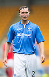 St Johnstone FC 2014-2015<br /> Chris Kane<br /> Picture by Graeme Hart.<br /> Copyright Perthshire Picture Agency<br /> Tel: 01738 623350  Mobile: 07990 594431