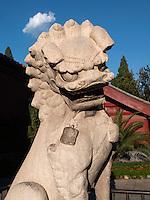 Sun Yatsen Park-ZhongShan Park, Peking, China, Asien<br /> Sun Yatsen Park-ZhongShan Park, Beijing, China, Asia