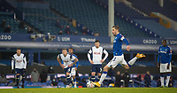 10th February 2021, Goodison Park, Liverpool, England;  Evertons Gylfi Sigurdsson score a goal from a penalty-kick during the FA Cup 5th round match between Everton FC and Tottenham Hotspur FC at Goodison Park