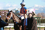 Overanalyze (inside, No. 1A) with Ramon Dominguez wins the 99th running of the Grade II Remsen Stakes for 2-year olds, going 1 1/8 mile at Aqueduct Racetrack. Trainer Todd Pletcher.  Owner Repole Stables.
