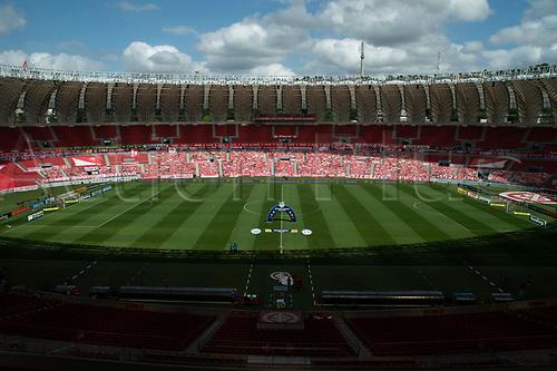 8th November 2020; Beira-Rio Stadium, Porto Alegre, Brazil; Brazilian Serie A, Internacional versus Coritiba; General view of the Beira-Rio Stadium empty due to the covid-19 pandemic