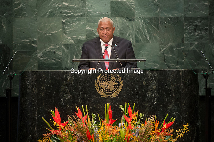 High-level Event on the Entry into Force of the Paris Agreement<br /> <br /> <br /> PRIMIN: FIJI
