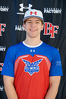 Kevin Krill during the Under Armour All-America Tournament powered by Baseball Factory on January 17, 2020 at Sloan Park in Mesa, Arizona.  (Mike Janes/Four Seam Images)