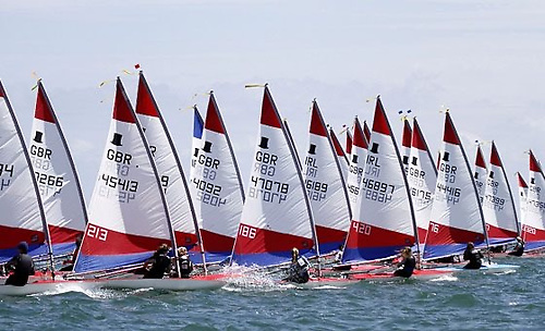 Topper British Nationals Event at Ballyholme Yacht Club is Cancelled