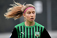 Kamila Dubcova of Sassuolo reacts during the women Serie A football match between US Sassuolo and Hellas Verona at Enzo Ricci stadium in Sassuolo (Italy), November 15th, 2020. Photo Andrea Staccioli / Insidefoto