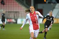 VOETBAL: AMSTERDAM: 05-03-2021, De Toekomst, Eredivisie Vrouwen, AJAX - sc Heerenveen, uitslag 1-1, Lucie Voñková, ©foto Martin de Jong