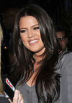 """Khloe Kardashian Odom  at The Axe Music """"One Night Only"""" Concert series,Weezer headlines & takes over The Dunes Inn Motel in Hollywood, California on September 21,2010                                                                               © 2010 Hollywood Press Agency"""