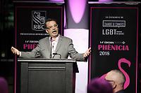 Steve Foster<br />  au Gala Phenicia 2018<br /> , le 31 mai 2018,a la Caisse de Depot et PLacements du Quebec.<br /> <br /> PHOTO : Agence Quebec Presse