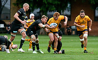 Thursday 9th September 20218 <br /> <br /> Bradley Roberts during the pre-season friendly between Saracens and Ulster Rugby at the Honourable Artillery Company Grounds, Armoury House, London, England. Photo by John Dickson/Dicksondigital