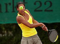 13-8-09, Den Bosch,Nationale Tennis Kampioenschappen, Kwartfinale, Kelly de Beer