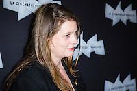 SOPHIE FILLIERES - PROJECTION DU FILM 'VICTORIA' A LA CINEMATHEQUE FRANCAISE A L'OCCASION DE LA REPRISE DE LA SELECTION CANNOISE DE LA SEMAINE DE LA CRITIQUE
