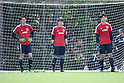 Soccer : U-20 Japan training camp