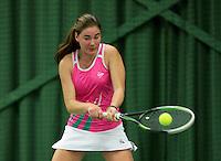 March 14, 2015, Netherlands, Rotterdam, TC Victoria, NOJK, Ivana Milosevic (NED)<br /> Photo: Tennisimages/Henk Koster