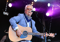 Photo by © Stephen Daniels 13/06/2015-----<br /> Rock 'N' Horse Power Concert at Hurtwood Park Polo Club, Ewhurst, Surrey for Prostate Cancer UK. <br /> Jim Cregan