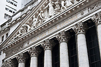 NYSE on Wall Street, Manhattan, New York City