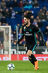 Isco Alarcon of Real Madrid in action during the La Liga 2017-18 match between RCD Espanyol and Real Madrid at RCDE Stadium on 27 February 2018 in Barcelona, Spain. Photo by Vicens Gimenez / Power Sport Images