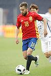 Spain's Jordi Alba during friendly match. June 1,2016.(ALTERPHOTOS/Acero)