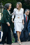 20161010. Queen Letizia of Spain in the 25th anniversary of Ibero-American summits.