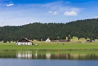 West Switzerland Taillères Lake 26 June 2017   usage worldwide