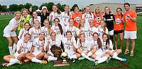 Oregon wins Wisconsin WIAA Division 2 girls soccer state championship, Saturday, June 20, 2015
