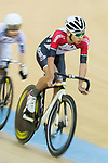 Tso Kai Kwang of the SCAA competes in Men Junior - Omnium II Tempo Race during the Hong Kong Track Cycling National Championship 2017 on 25 March 2017 at Hong Kong Velodrome, in Hong Kong, China. Photo by Chris Wong / Power Sport Images
