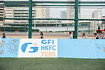 BCG Asia Pacific Dragons vs GFI East Africans during the 2015 GFI HKFC Tens at the Hong Kong Football Club on 25 March 2015. Photo by Xaume Olleros / Power Sport Images