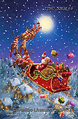 Marcello, CHRISTMAS SANTA, SNOWMAN, WEIHNACHTSMÄNNER, SCHNEEMÄNNER, PAPÁ NOEL, MUÑECOS DE NIEVE, paintings+++++,ITMCXM2166,#x#