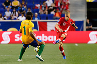 Harrison, NJ - Friday July 07, 2017: Marcel de Jong during a 2017 CONCACAF Gold Cup Group A match between the men's national teams of French Guiana (GUF) and Canada (CAN) at Red Bull Arena.