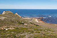 South Africa.  Cape of Good Hope, Atlantic Ocean.