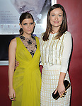Kate Mara and Olivia Wilde at The Magnolia Pictures L.A. Premiere of DEADFALL held at The Arclight Theatre in Hollywood, California on November 29,2012                                                                               © 2012 Hollywood Press Agency