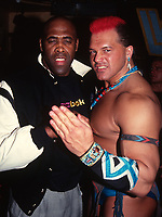 Virgil & Tatanka 1992<br /> Photo By John Barrett/PHOTOlink