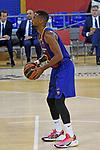 League ACB-ENDESA 2020/2021 - Game: 13.<br /> FC Barcelona Lassa vs Herbalife Gran Canaria: 91-63.<br /> Cory Higgins.