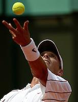 20030529, Paris, Tennis, Roland Garros, Sjeng Schalken