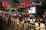 HSBC Sevens Village at the HSBC Hong Kong Rugby Sevens 2017 on 09 April 2017 in Hong Kong Stadium, Hong Kong, China. Photo by King Chung Fung / Power Sport Images
