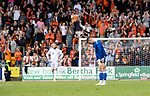 St Johnstone v Dundee United…22.08.21  McDiarmid Park    SPFL<br />A disappointed Glenn Middleton at full time<br />Picture by Graeme Hart.<br />Copyright Perthshire Picture Agency<br />Tel: 01738 623350  Mobile: 07990 594431