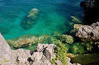 The Grotto Bruce peninsula national park Ontario Canada