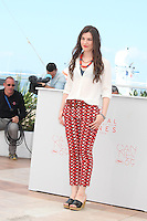 AMANDINE TRUFFY - PHOTOCALL OF THE FILM 'LA FORET DE QUINCONCES' AT THE 69TH FESTIVAL OF CANNES 2016