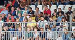 01.08.2019 Progres Niederkorn v Rangers: Home fans