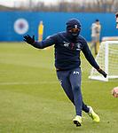 16.01.2020 Rangers training: Alfredo Morelos