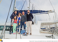 47 Trofeo Princesa Sofia IBEROSTAR, bay of Palma, Mallorca, Spain, takes<br /> place from 25th March to 2nd April 2016. Qualifier event for the Rio 2016<br /> Olympic Games. Over 800 boats and 1.000 sailors from to 68 nations.<br /> ©BernardíBibiloni/Sofia