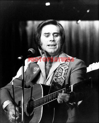 GEORGE JONES 1980's Palomino Club, Los Angeles