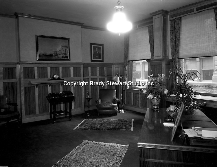 Pittsburgh PA:  View of the President's office at Duquesne University.<br /> Brady Stewart was hired to photography the campus, classrooms and offices for a publication to increase enrollment at the Catholic University.