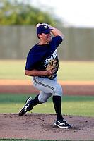 Caleb Thielbar ---  AZL Brewers - 2009 Arizona League.Photo by:  Bill Mitchell/Four Seam Images.