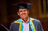 2017 07 10 Chris Coleman receives honorary degree by UWTSD, Swansea, UK