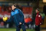 Ross County v St Johnstone...05.12.15  SPFL  Dingwall<br /> Saints boss Tommy Wright <br /> Picture by Graeme Hart.<br /> Copyright Perthshire Picture Agency<br /> Tel: 01738 623350  Mobile: 07990 594431