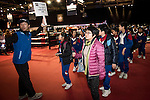 Hong Kong Equestrian Federation President Michael Lee attends Kids arrival at Longines Hong Kong Masters 2015 at the Asiaworld Expo on 13 February 2015 in Hong Kong, China. Photo by Moses Ng / Power Sport Images