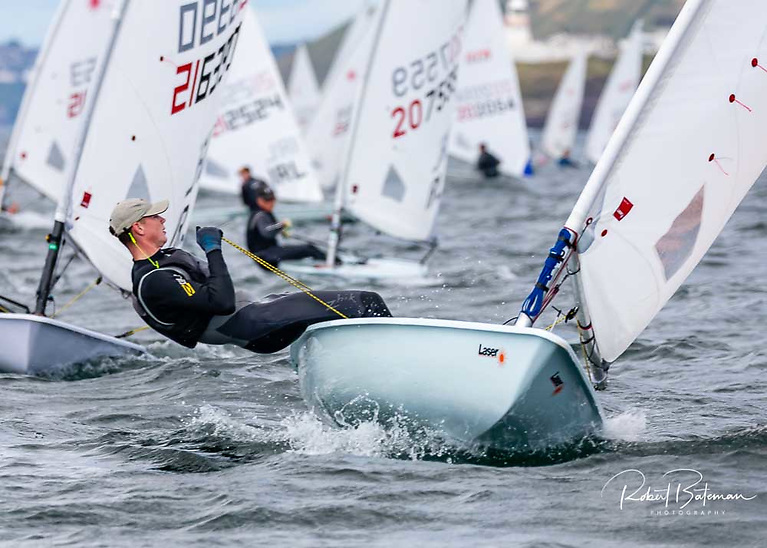 Irish Radial champion Royal Cork's Jonathan O'Shaughnessy was 11th in this month's ILCA 6 Europa Cup in France last week