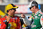 Aug 21, 2009; 5:55:17 PM;Bristol, TN, USA; NASCAR Sprint Cup Series qualifying for the Sharpie 500 at the Bristol Motor Speedway.  Mandatory Credit: (thesportswire.net)